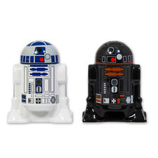 Star Wars Salt and Pepper Shaker