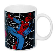 Spider Man The Web Tasse