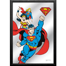 Superman Mirror Comic