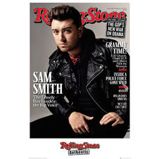 Sam Smith Poster Rolling Stone