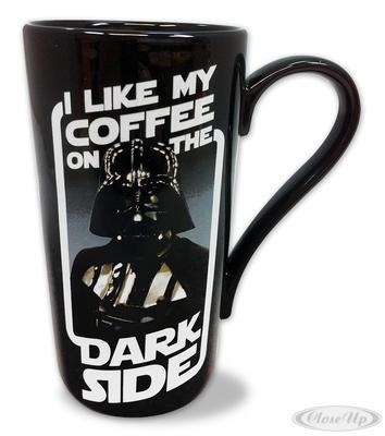 Star Wars Tasse Darth Vader XL Latte Macchiato Becher