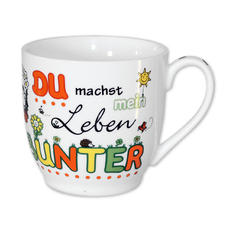 "Sheepworld Tasse ""Du machst"