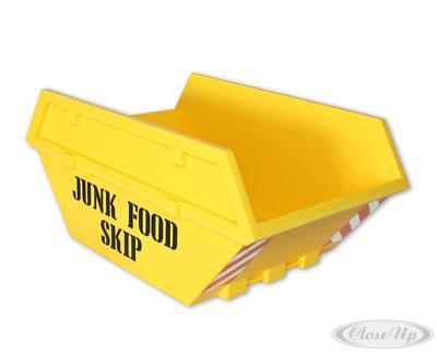 Schüssel Junk Food Bowl Snack-Container