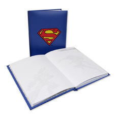 Superman Notizbuch mit