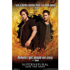 Supernatural Poster Zitate