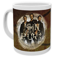 Supernatural Tasse Trio