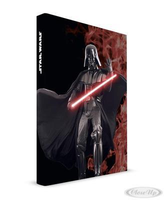 Star Wars Notizbuch mit Sound- & Leuchtfunktion Darth Vader | Dekoration > Accessoires