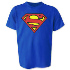 Superman T-Shirt 3D Logo