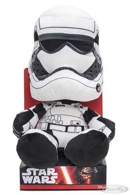 Star Wars Plüschfigur Storm- trooper, Episode 7   Kinderzimmer > Spielzeuge > Stofftiere   Weiß