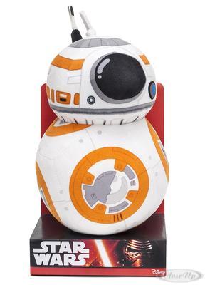 Star Wars Plüschfigur BB-8 Episode 7 | Kinderzimmer > Spielzeuge > Stofftiere | Weiß