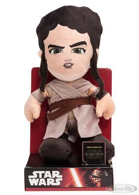 Star Wars Plüschfigur Rey Episode 7   Kinderzimmer > Spielzeuge > Stofftiere
