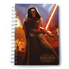 Star Wars Episode 7 notebook