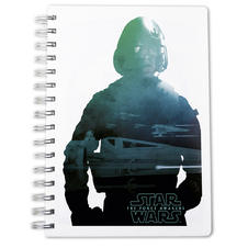 Star War Episode 7 Notebook