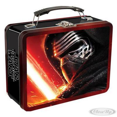 Star Wars Sammelkoffer Episode 7 Lunchbox