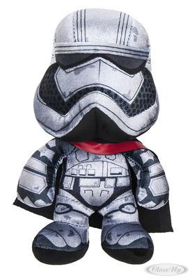 Star Wars Plüschfigur Captain Phasma Episode 7   Kinderzimmer > Spielzeuge > Stofftiere   Schwarz