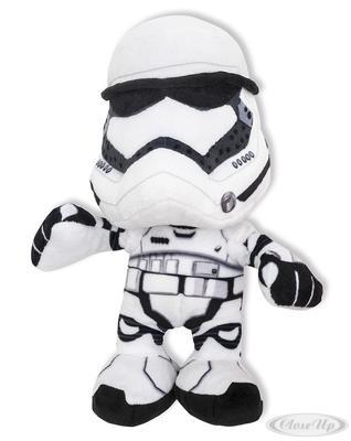Star Wars Plüschfigur Storm- trooper Episode 7   Kinderzimmer > Spielzeuge > Stofftiere   Schwarz