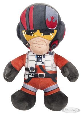 Star Wars Plüschfigur Poe Episode 7 | Kinderzimmer > Spielzeuge > Stofftiere