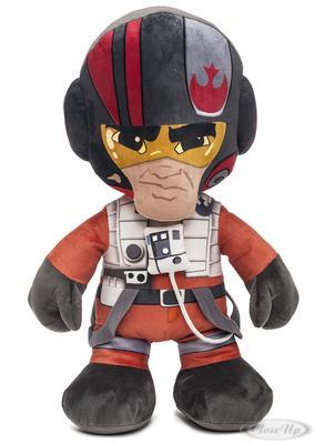 Star Wars Plüschfigur XL Poe Episode 7   Kinderzimmer > Spielzeuge > Stofftiere