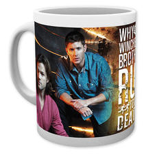 Supernatural Tasse Sam & Dean
