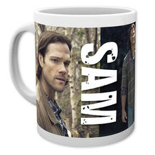 Supernatural Tasse Sam