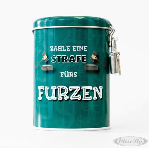 Spardose Furzkasse - Sonstiges Merchandise