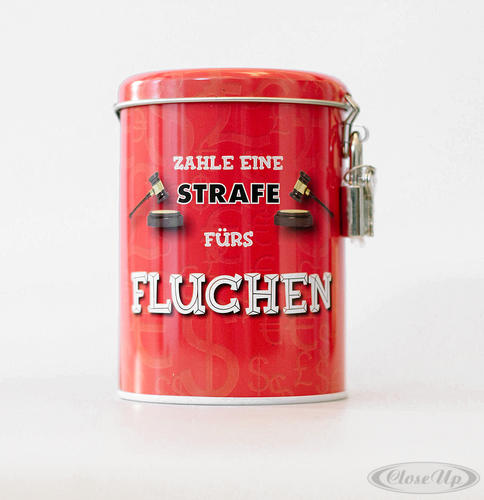 Spardose Fluchkasse - Sonstiges Merchandise