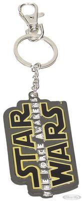 Star Wars Episode 7 Logo Metall Schlüsselanhänger