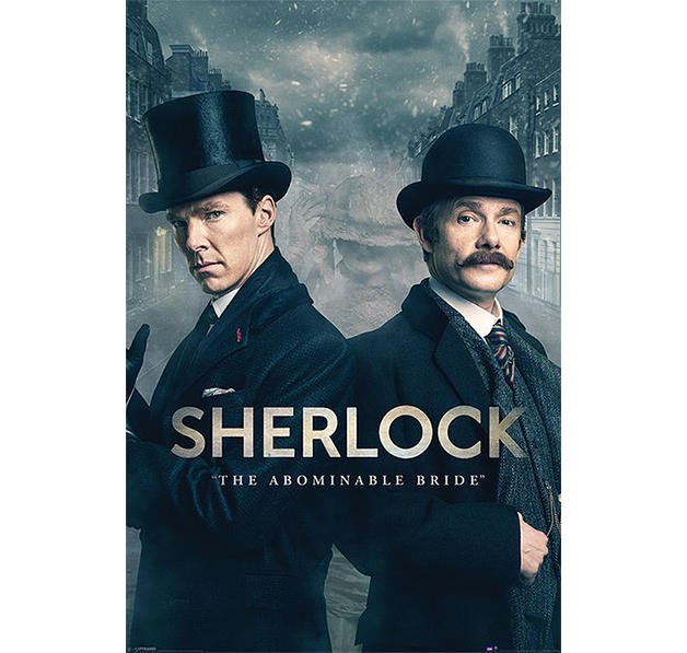 Sherlock Poster The Abominable