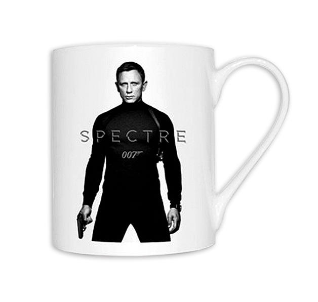 James Bond 007 Tasse Spectre