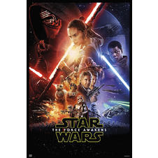 "Star Wars: Episode 7 ""The Force Awakens"" Poster"