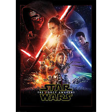Star Wars episode 7: The Force Awakens XXL Poster