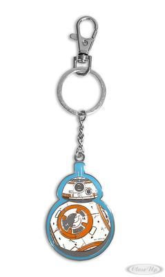 Star Wars Episode 7 BB-8 Metall Schlüsselanhänger
