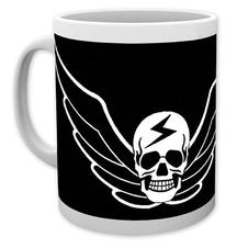 Street Fighter Tasse Skull