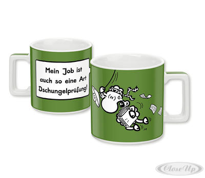 Sheepworld Wortheld Tasse Mein Job...
