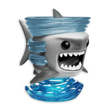 Sharknado Pop! Vinyl Figur