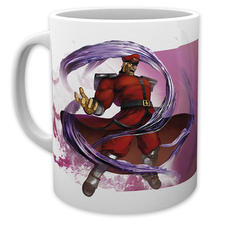 "Street Fighter V ""Bison"" Mug"