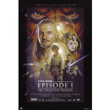 "Star Wars Episode 1 ""The Phantom Menace"""