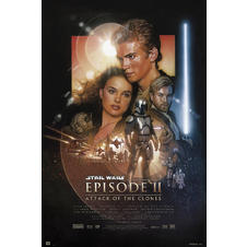 "Star Wars Episode 2 ""Attack of the Clones"""
