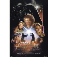 "Star Wars Episode 3 ""Revenge of the Sith"" Poster"