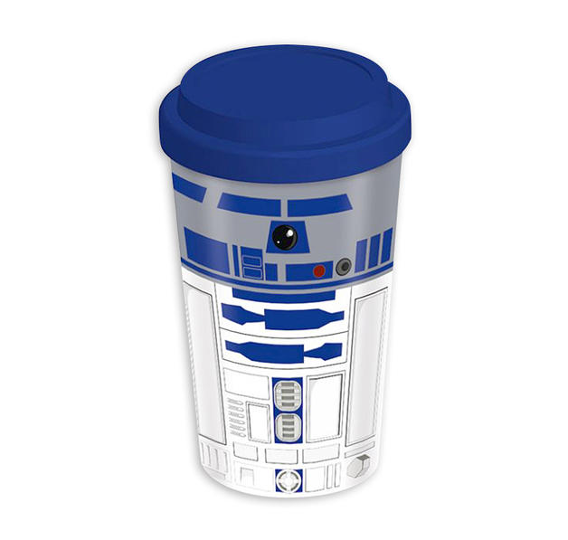Star Wars Travel Mug R2 D2