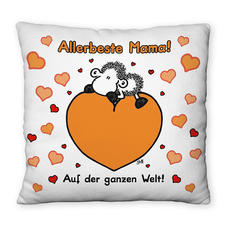 Sheepworld Kissen Allerbeste