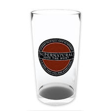 Supernatural Glas Logo
