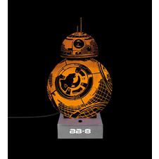 "Star Wars Episode 7 ""BB-8"" lamp"