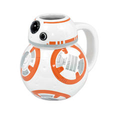 Star Wars Episode 7 3-D Mug