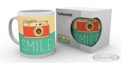 Smile Tasse Camera