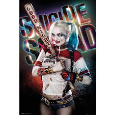 Suicide Squad Poster -