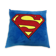 Superman decorative pillow - Logo