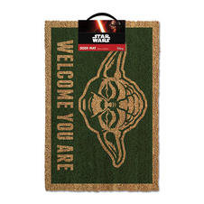 Star Wars Doormat - Yoda/