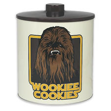 Star Wars Cookie Jar -