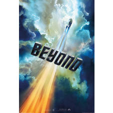 Star Trek Beyond Poster - Clouds